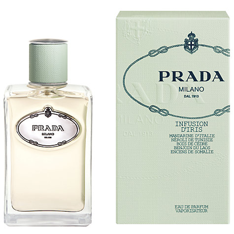 Buy Prada Infusion d'Iris Eau de Parfum Online at johnlewis.com