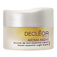 Buy Decléor Aromessence Neroli Essential Night Balm Online at johnlewis.com