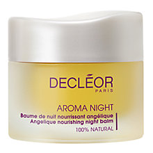 Buy Decléor Aromessence Angélique Night Balm Online at johnlewis.com