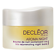 Buy Decléor Aromessence Iris Night Balm Online at johnlewis.com