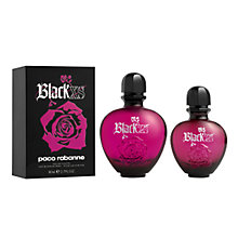Buy Paco Rabanne Black XS for Her Eau de Toilette Online at johnlewis.com