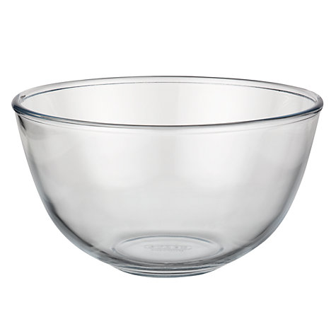 Buy Pyrex Mixing Bowl, 24cm Online at johnlewis.com