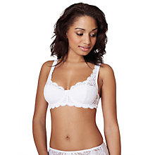 Buy Triumph Amourette 300 Padded Underwired Bra Online at johnlewis.com