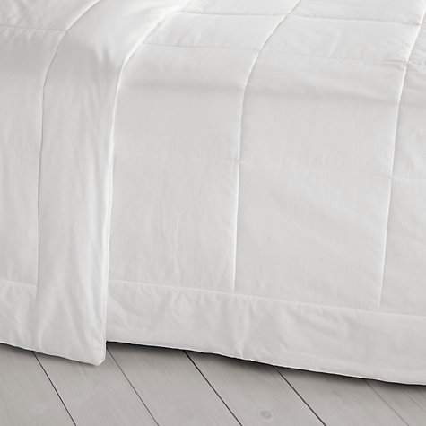 Buy John Lewis Perfect Natural Mulberry Silk Duvet, 6-7 Tog Online at johnlewis.com