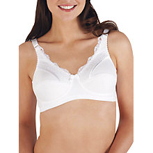 Buy Royce Jasmine 469 Nursing Bra, White Online at johnlewis.com
