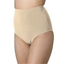 Buy John Lewis Seamfree Control High Leg Briefs Online at johnlewis.com