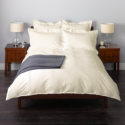Buy John Lewis Tucks Bedding Online at johnlewis.com