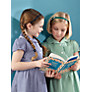 Buy John Lewis School Belted Gingham Checked Summer Dress, Green Online at johnlewis.com