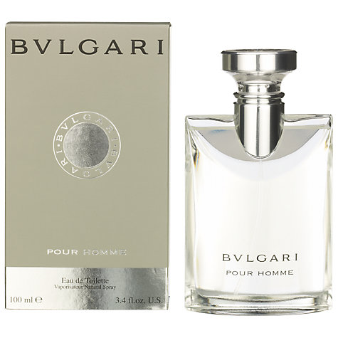 Buy Bvlgari Pour Homme Eau de Toilette Online at johnlewis.com