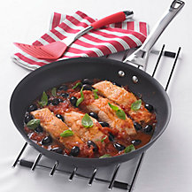 Salmon with Tomato & Olive Sauce by Meyer