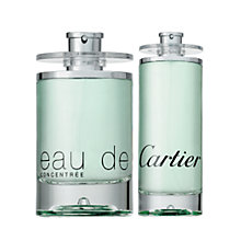 Buy Cartier Eau de Cartier Eau de Toilette Concentrate, 200ml Online at johnlewis.com