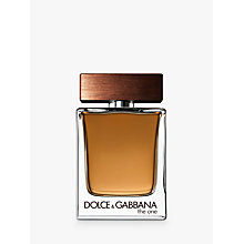 Buy Dolce & Gabbana The One Eau de Toilette Online at johnlewis.com