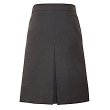 Buy John Lewis Girls' Inverted Pleat Skirt Online at johnlewis.com
