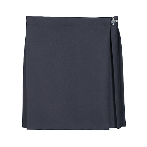Buy John Lewis PE Skirt, Navy Online at johnlewis.com