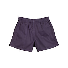 Buy John Lewis Elasticated Waist Rugby Shorts Online at johnlewis.com
