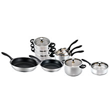 Buy John Lewis Curve Cookware Online at johnlewis.com