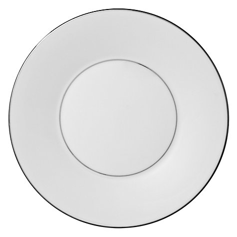 Buy Jasper Conran for Wedgwood Platinum Plates, White Online at johnlewis.com