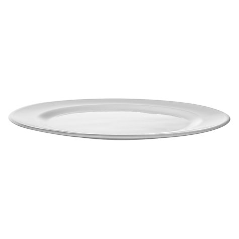 Buy Wedgwood White China Dinner Plates Online at johnlewis.com