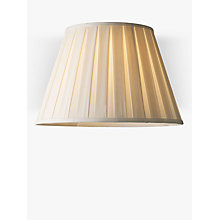 Buy John Lewis Oratorio Tapered Shade Online at johnlewis.com