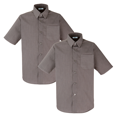 Boys school shirt shop for cheap children 39 s clothing and for Short sleeve school shirts