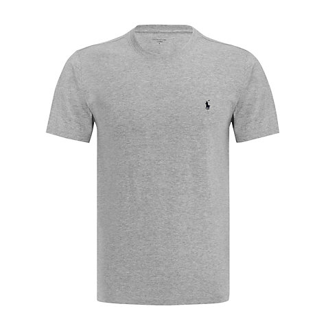 Buy Polo Ralph Lauren Crew Neck Lounge T-Shirt Online at johnlewis.com
