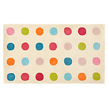 Buy Spots Rug, Bright Online at johnlewis.com