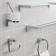 John Lewis Square Bathroom Fitting Range