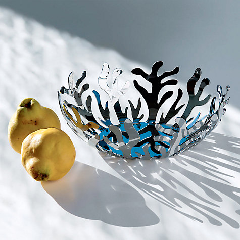 Buy Alessi Mediterraneo Fruit Basket Online at johnlewis.com