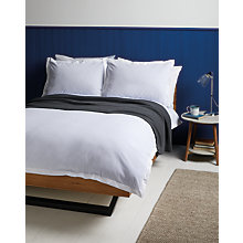Buy John Lewis Baby Seersucker Bedding Online at johnlewis.com