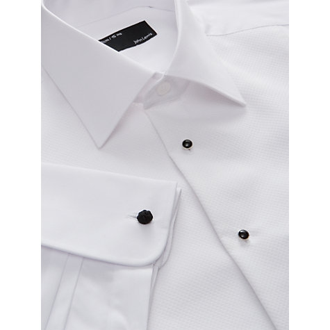 Buy John Lewis Marcello Double Cuff Dress Shirt Online at johnlewis.com