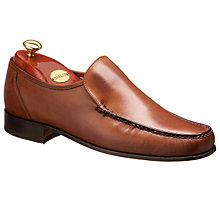 Buy Barker Javron Moccasin Shoes Online at johnlewis.com