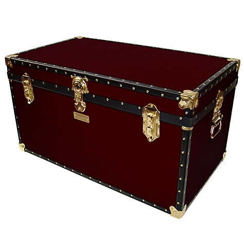 Buy John Lewis 227L Traditional Deep Trunk Online at johnlewis.com