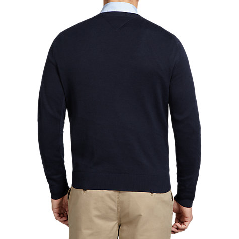 Buy Tommy Hilfiger Pacific V-Neck Jumper Online at johnlewis.com