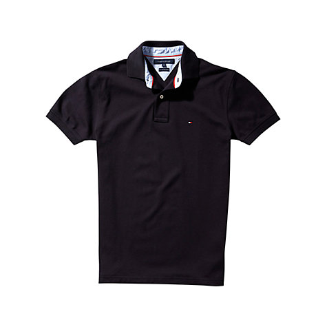 Buy Tommy Hilfiger Regular Fit Polo Shirt Online at johnlewis.com