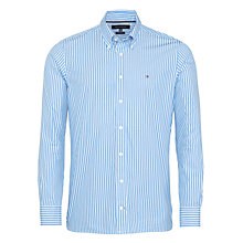 Buy Tommy Hilfiger New York Stripe Shirt Online at johnlewis.com