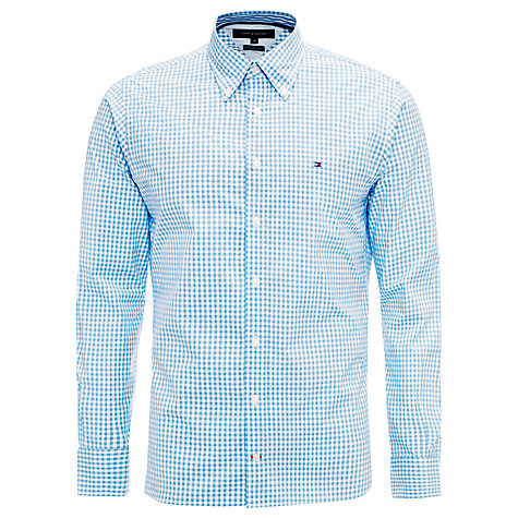 Buy Tommy Hilfiger New York Check Shirt Online at johnlewis.com