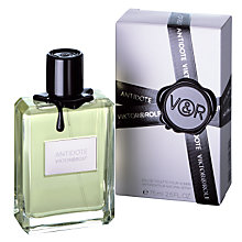 Buy Viktor & Rolf Antidote, Eau De Toilette Online at johnlewis.com