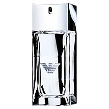 Buy Emporio Armani Diamonds for Men Eau de Toilette Online at johnlewis.com