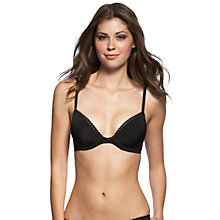 Buy Calvin Klein Seductive Comfort Smooth Lift T-Shirt Bra Online at johnlewis.com