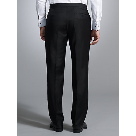 Buy John Lewis Dallas Dress Suit Trousers, Black Online at johnlewis.com