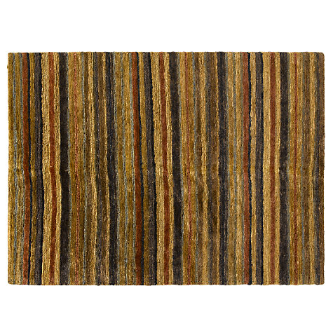 Buy Rugby Stripe Mats, Jute Online at johnlewis.com