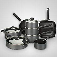 John Lewis Hard Anodised Nonstick Cookware Range