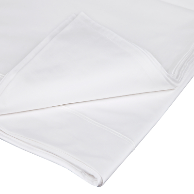 Peter Reed Egyptian Cotton 2 Row Cord Flat Sheets