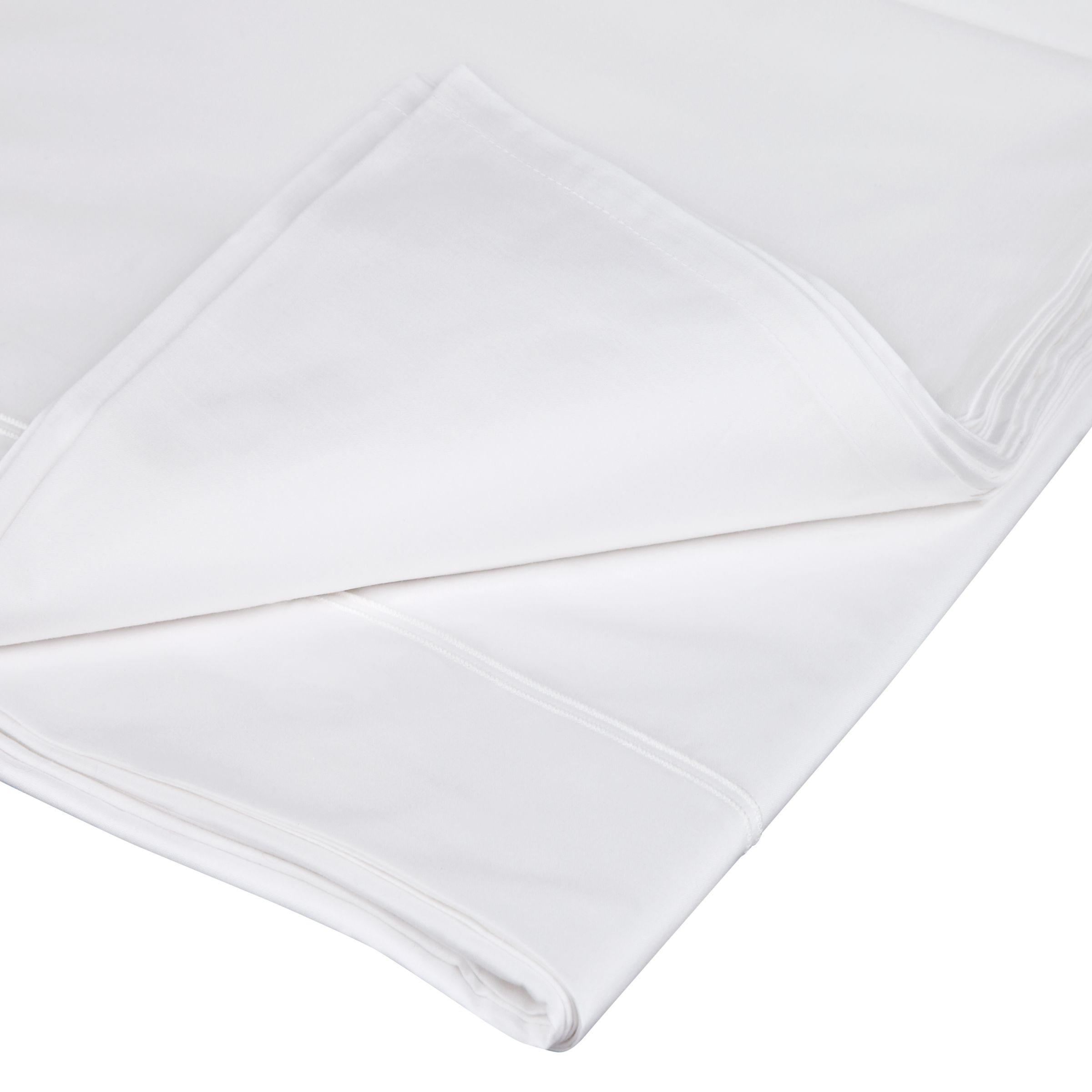 Peter Reed Peter Reed Egyptian Cotton 2 Row Cord Flat Sheets