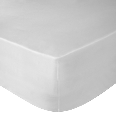 Image of Peter Reed Egyptian Cotton 4 Row Cord Fitted Sheets