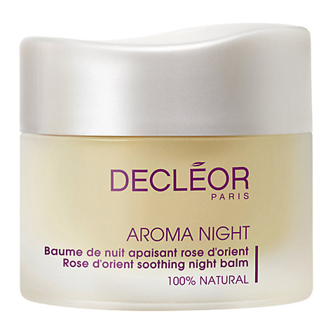 Buy Decléor Aromessence™ Rose D'Orient Night Balm Online at johnlewis.com