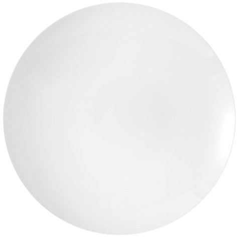 Buy Rosenthal Thomas Loft Porcelain Plates, White Online at johnlewis.com