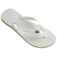 Buy Havaianas Brasil Flip-Flops Online at johnlewis.com
