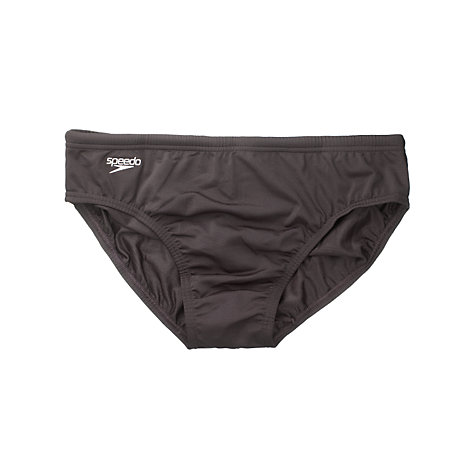 Buy Speedo Boys' Endurance Swim Briefs, Black Online at johnlewis.com
