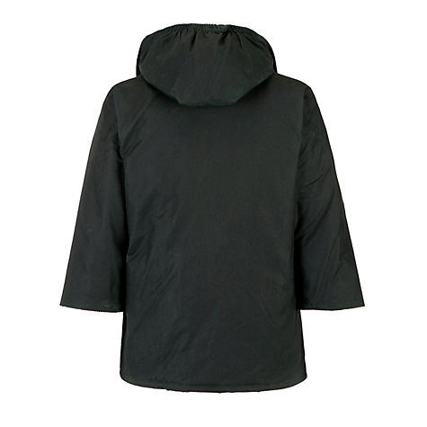 Buy John Lewis Children's Wax Jacket, Green Online at johnlewis.com